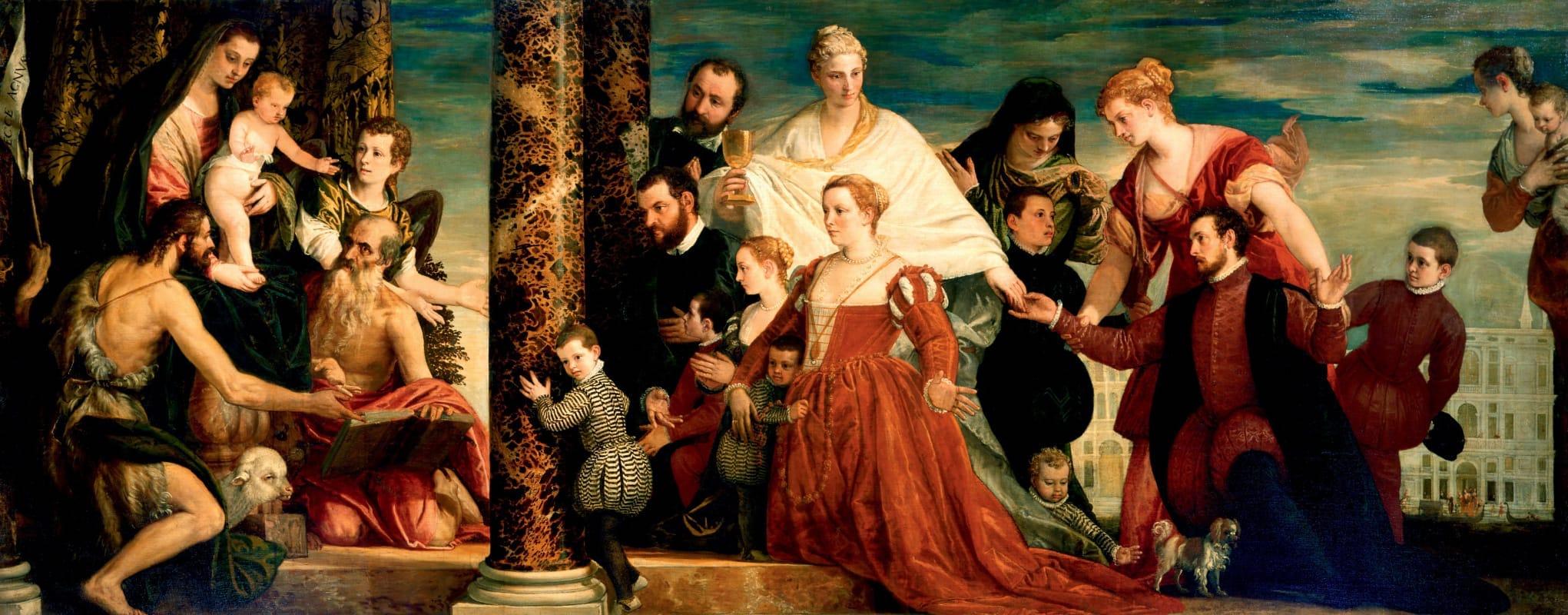 peintre italien (vénitien)