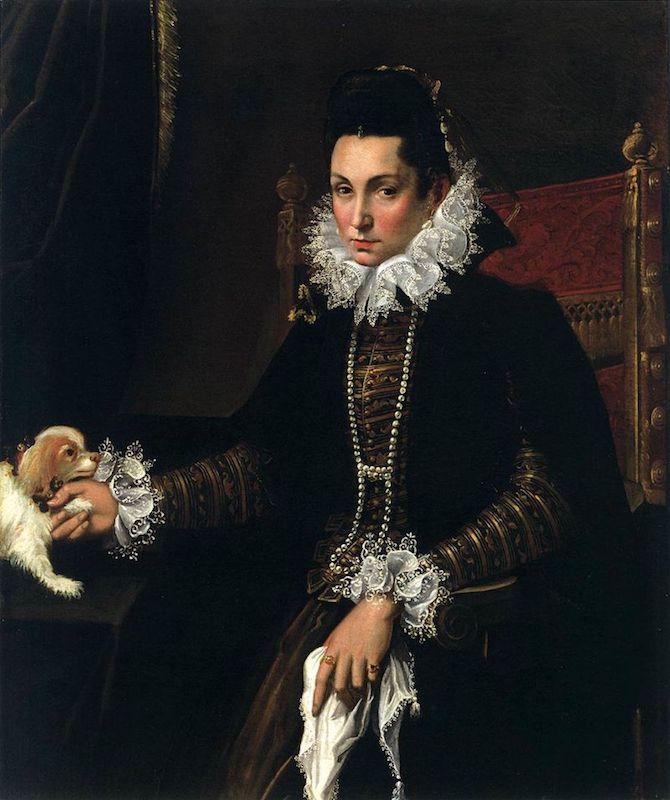peintre italienne