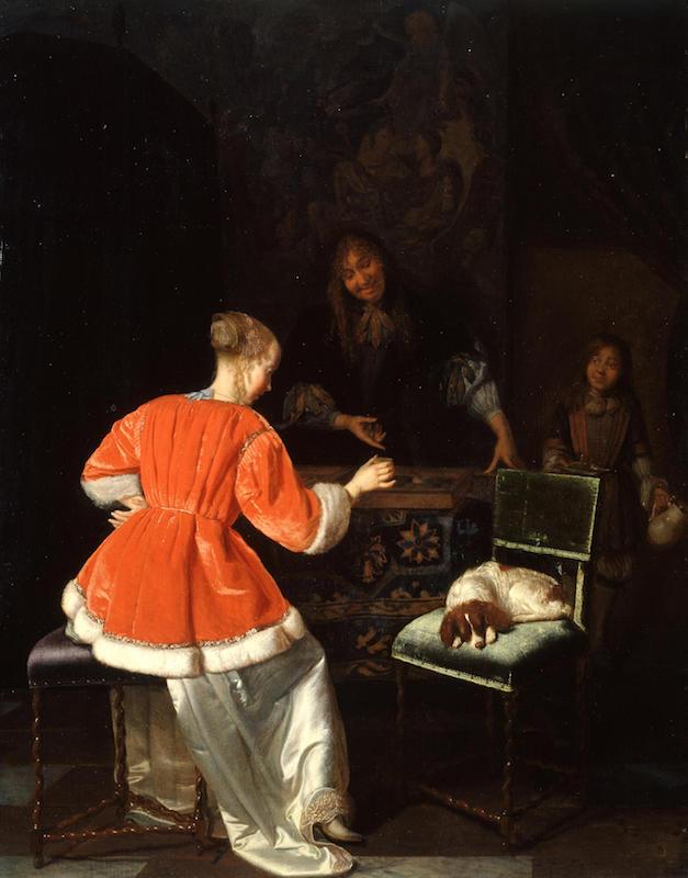 peintre hollandais