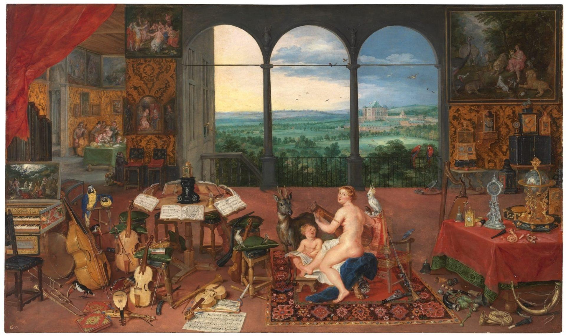 peintres flamands